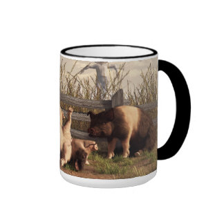 Drunken Pigs Coffee Mug