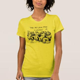 Drunken Sailors Like Pina Coladas T-Shirt