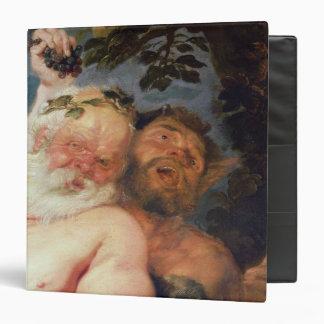 Drunken Silenus Supported by Satyrs, c.1620 Binder