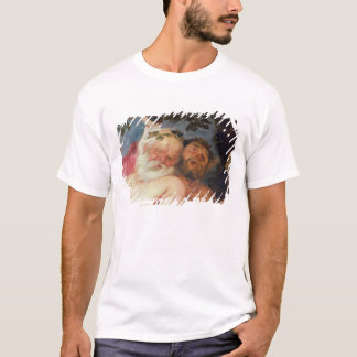Drunken Silenus Supported by Satyrs, c.1620 T-Shirt