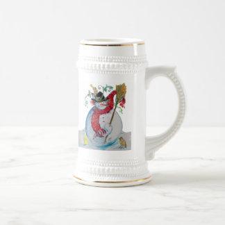 DRUNKEN SNOWMAN - Customized Mugs