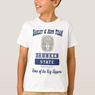 Drunken State by U.S. Custom Ink T-Shirt