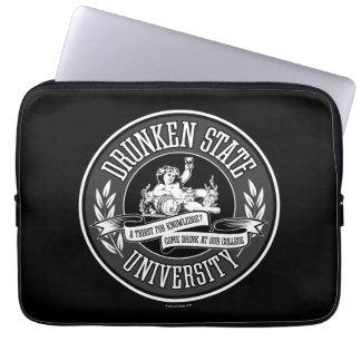 Drunken State University Laptop Sleeves