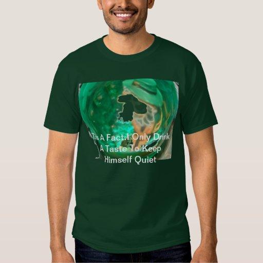 drunking  leperchaun shirt