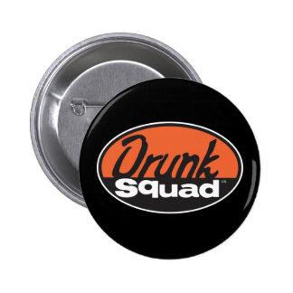 DrunkSqua_02 Pin Redondo De 2 Pulgadas