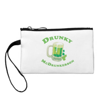 Drunky McDrunkerson Coin Purse