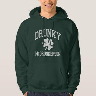 Drunky McDrunkerson Hoodie
