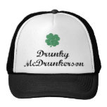 Drunky McDrunkerson Trucker Hat