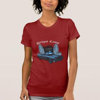 Drupal Camp LA womens t-shirt