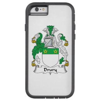 Drury Family Crest Tough Xtreme iPhone 6 Case