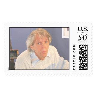 Druwing on Drawing U.S. Postage Stamp