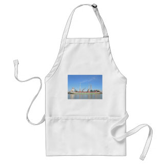 Dry Cargo Ship Adult Apron