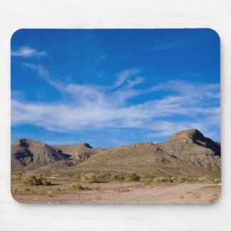 Dry Desert mousepad