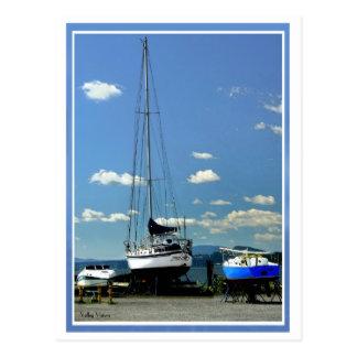 Dry Dock Postcard