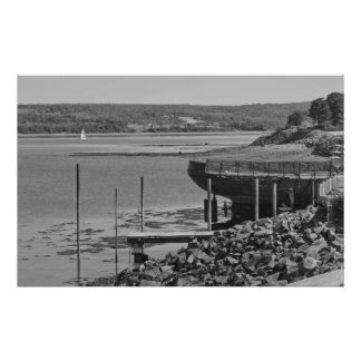 Dry Docked In Digby, NS  fine art print