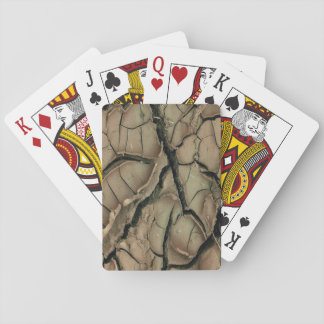 DRY EARTH + your idea Poker Deck