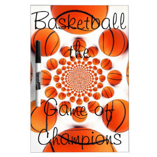 Dry Erase Basketball Board