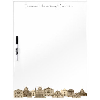 Dry Erase Board Architecture Ancient Classical