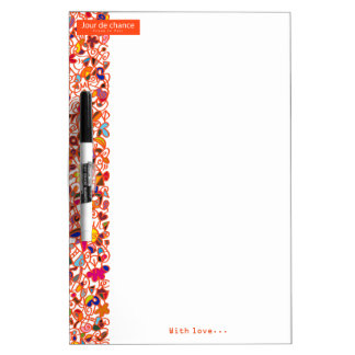 Dry Erase Board, at-home the chance, Frank le Pair Dry Erase Board