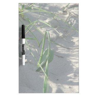 Dry Erase Board Beach Sand