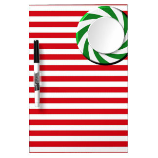 Dry-Erase Board - Christmas Candy l