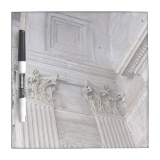 Dry Erase Board--Pantheon Arch Dry-Erase Board
