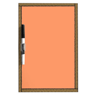 Dry Erase Board with Skin Boarder