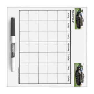 Dry Erase Calendar Dry-Erase Board