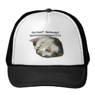 Dry food?  Nooo!! Trucker Hat