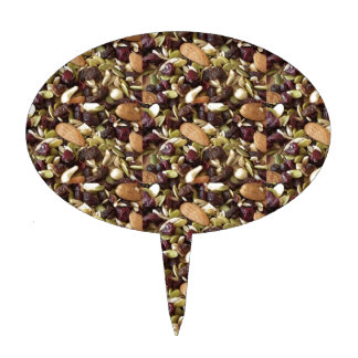 DRY FRUITS daily diet health cuisine experts chefs Cake Topper