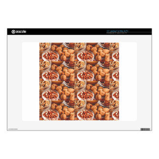 """DRY FRUITS daily diet health cuisine experts chefs Decals For 15"""" Laptops"""