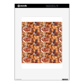 DRY FRUITS daily diet health cuisine experts chefs iPad Skins