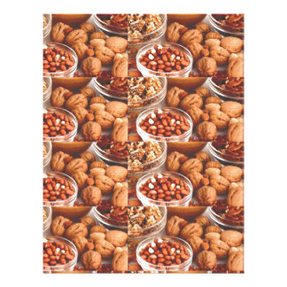 DRY FRUITS daily diet health cuisine experts chefs Letterhead
