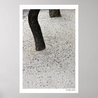 Dry Garden Poster
