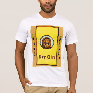 Dry Gin Lion T-Shirt