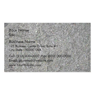 Dry Grass Texture Double-Sided Standard Business Cards (Pack Of 100)