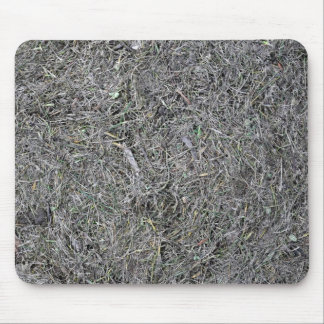 Dry Grass Texture Mouse Pad