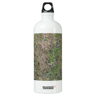 Dry Green Grass Ground Background Textures SIGG Traveler 1.0L Water Bottle