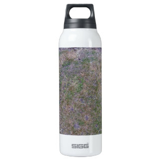 Dry Green Grass Ground Textures 16 Oz Insulated SIGG Thermos Water Bottle