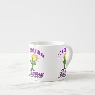 Dry Heat Arizona Espresso Cup