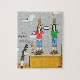 """Dry Heat"" Jigsaw Puzzle"
