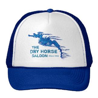 Dry Horse Saloon Trucker Hat