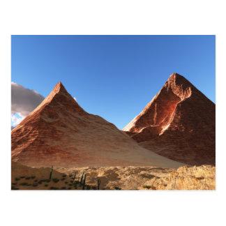 Dry Land Postcard