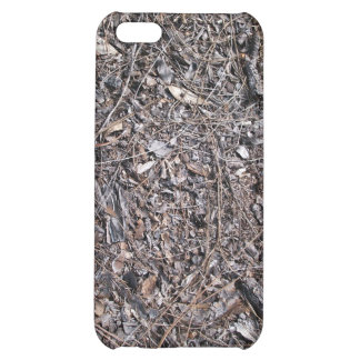 Dry Leaves Texture On Ground Case For iPhone 5C