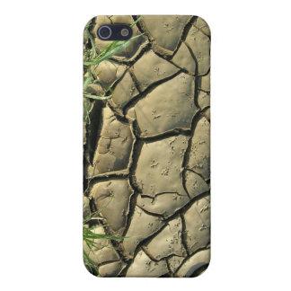 Dry Mud iPhone 5 Case