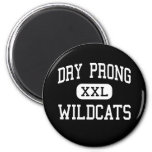 Dry Prong - Wildcats - Junior - Dry Prong Fridge Magnets