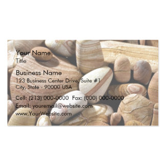 Dry River Rocks Business Card