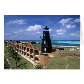 Dry Tortugas Florida Card