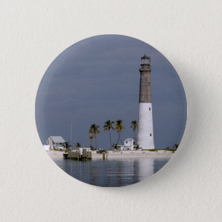 Dry Tortugas Lighthouse Button