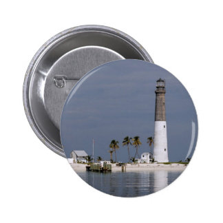 Dry Tortugas Lighthouse 2 Inch Round Button
